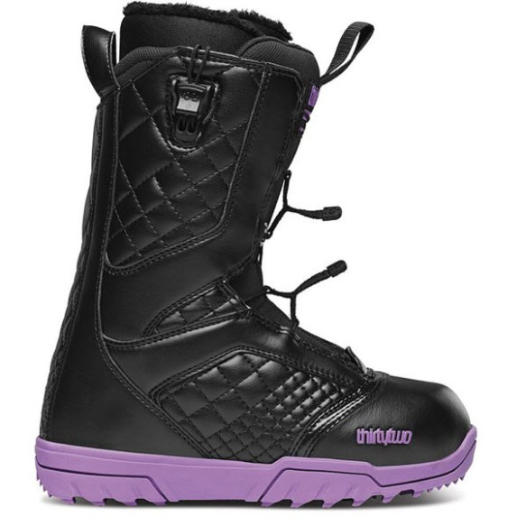 Thirtytwo Womens 32 Groomer Fasttrack Snowboard Boots New Sample UK 4.5