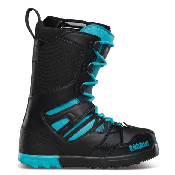 Thirtytwo Light Mens Snowboard Boots 2015 in Black Blue
