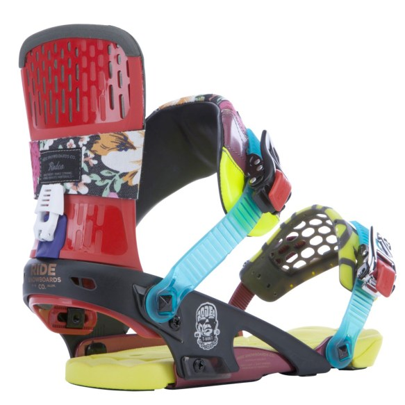 Ride Rodeo Snowboard Binding 2015