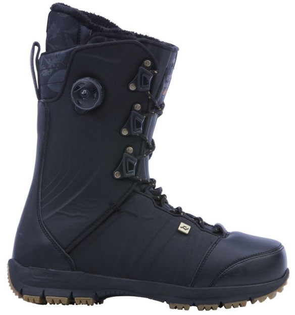 Ride Fuse Snowboard Boot 2015 in Black