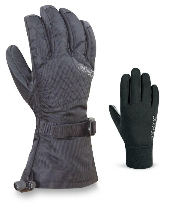 Dakine Womens Camino Glove 2013 in Black