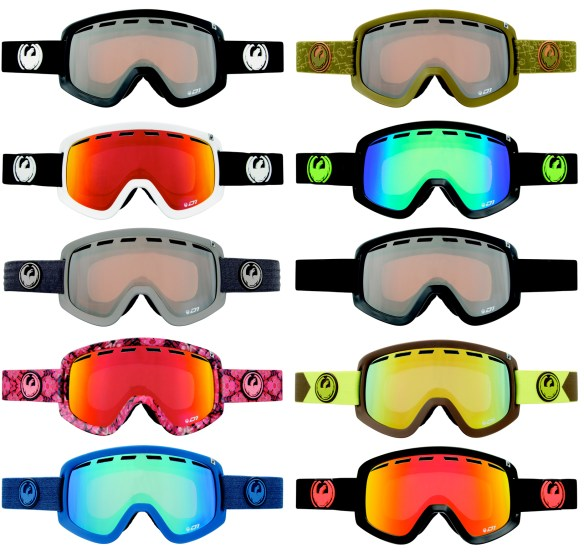 Dragon D1 Goggles 2015 Ex Display