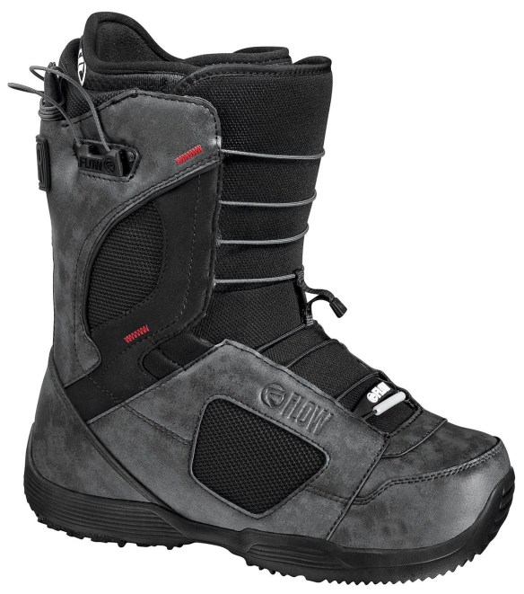 Flow ANSR Quickfit Snowboard Boots 2014 in Black UK 8