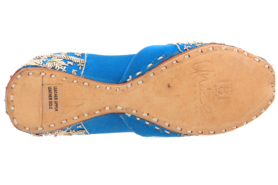 Unze Lave39 New Boys Kids Wedding Pumps Traditional Indian