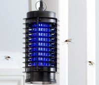 Large 28cm Electric UV Lamp Flying Insect Killer Pest Bug ...