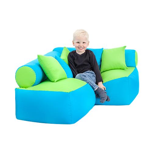 Children39s Reading Corner Nursery Seating Soft Play Sofa