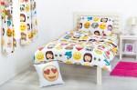 Emoji Bed Set For Girls