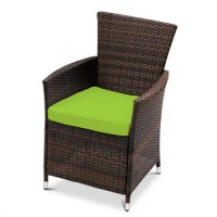 Replacement Dining Chair Cushions to fit Rattan Garden ...