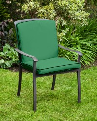 Replacement Cushion for Homebase Lucca Metal Garden Patio ...