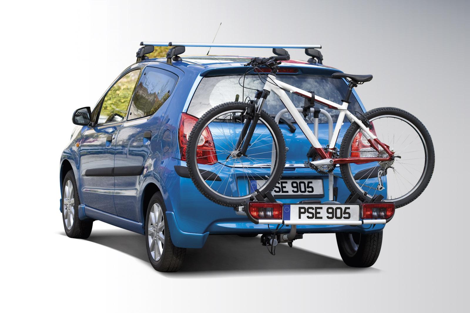 Genuine Suzuki Alto Tow Bar Bike Carrier Car Cycle Rack
