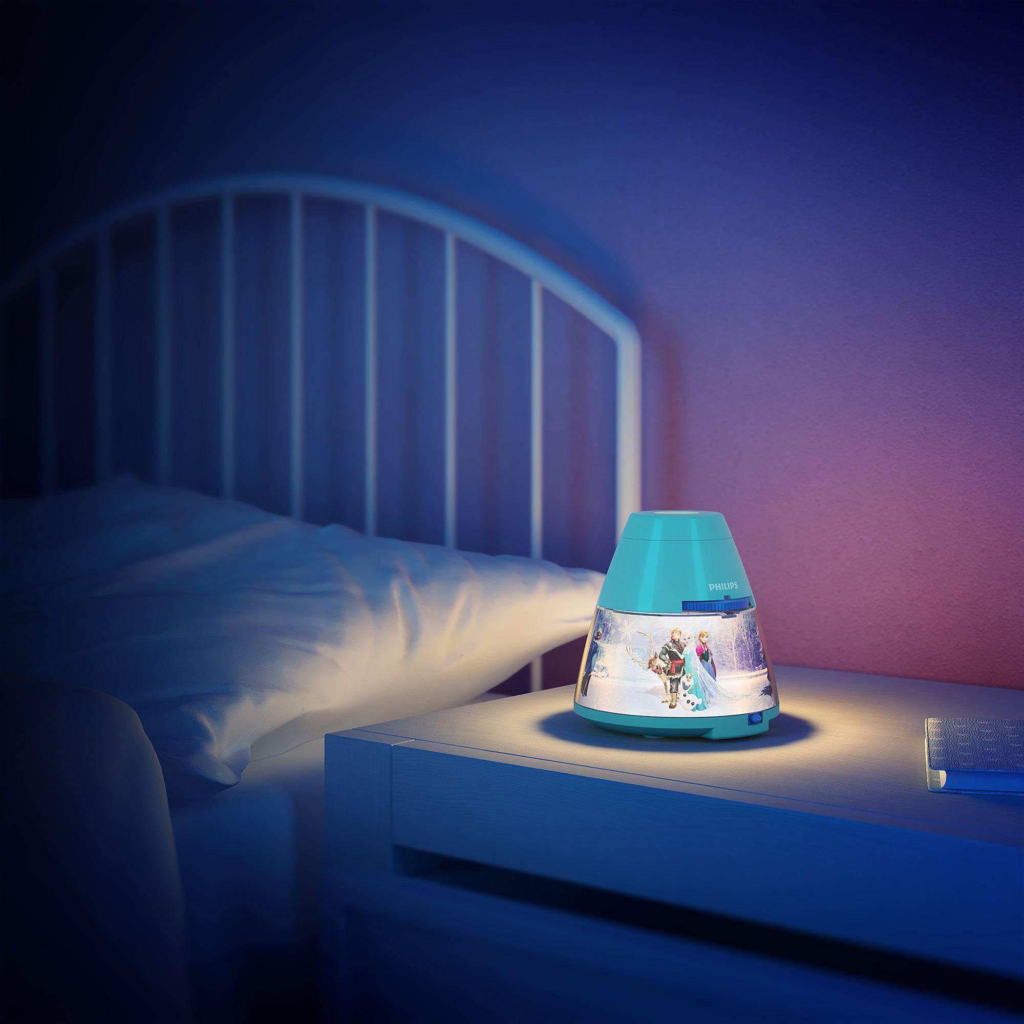 Philips Disney Frozen Children39s Led Night Light Projector