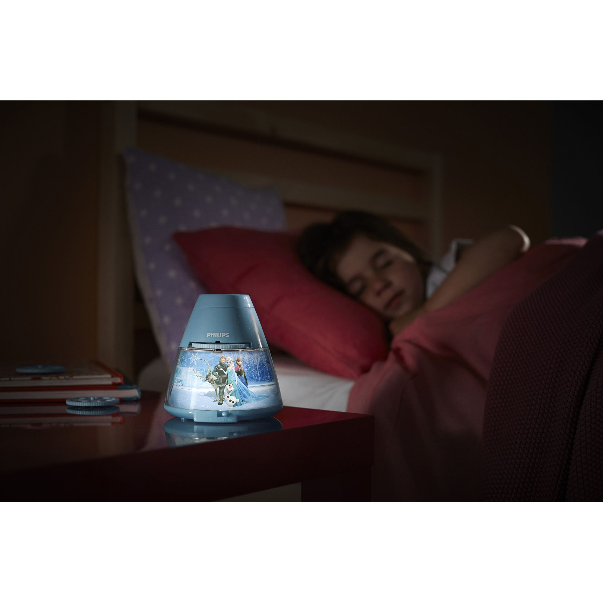 Kids Star Night Lights Philips Disney Frozen Children 39s Led Night Light Projector