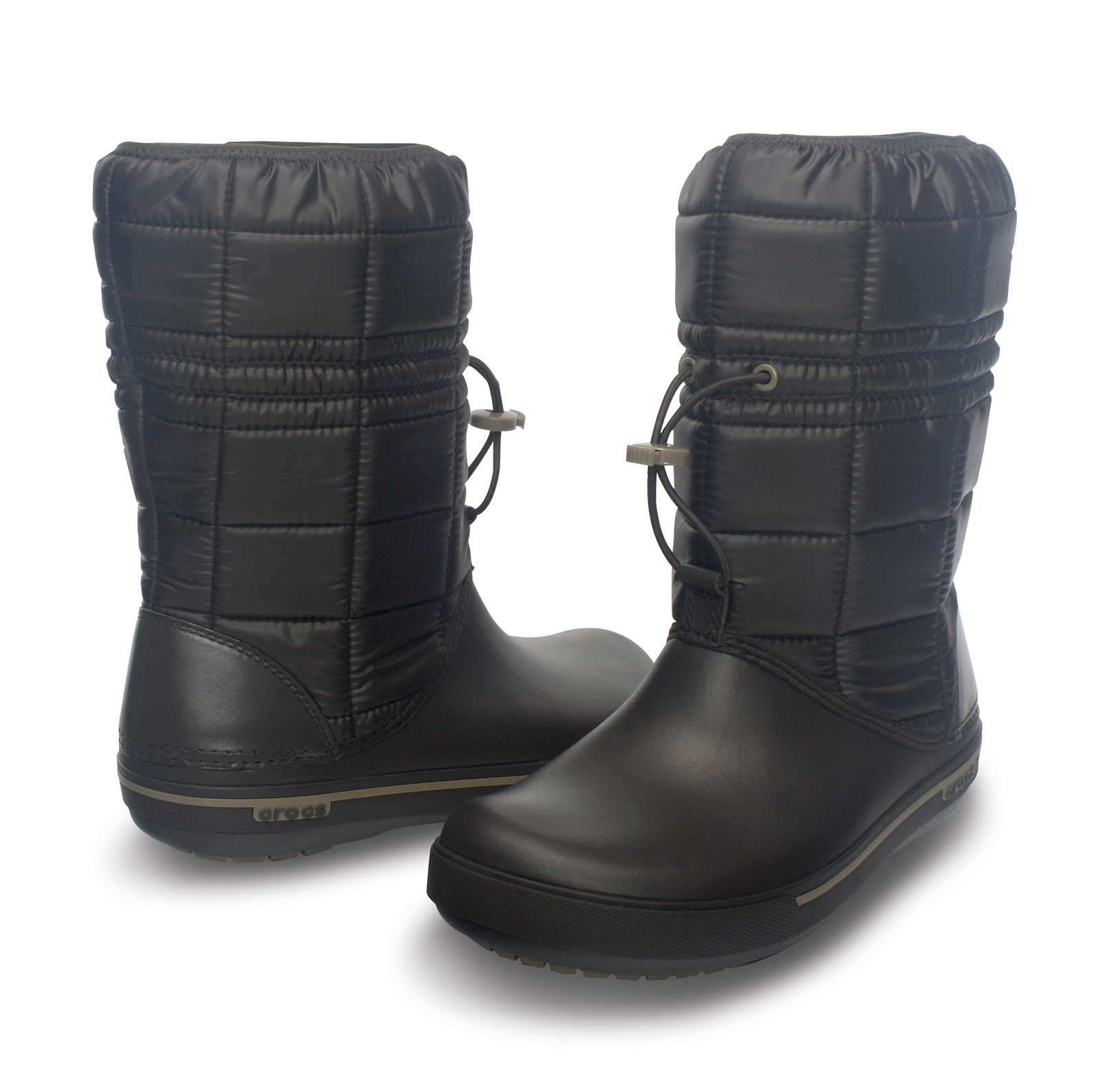 Womens Crocs Crocband Ii5 Warm Lined Winter Snow Soft