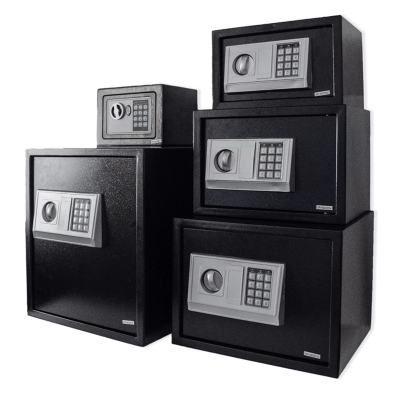 SECURE DIGITAL STEEL SAFE ELECTRONIC HIGH SECURITY HOME OFFICE MONEY SAFETY BOX | eBay