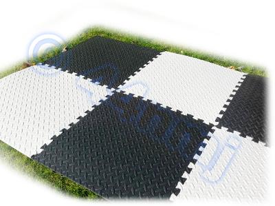 12mm Thick Anti Fatigue Protective Eva Foam Flooring Mats