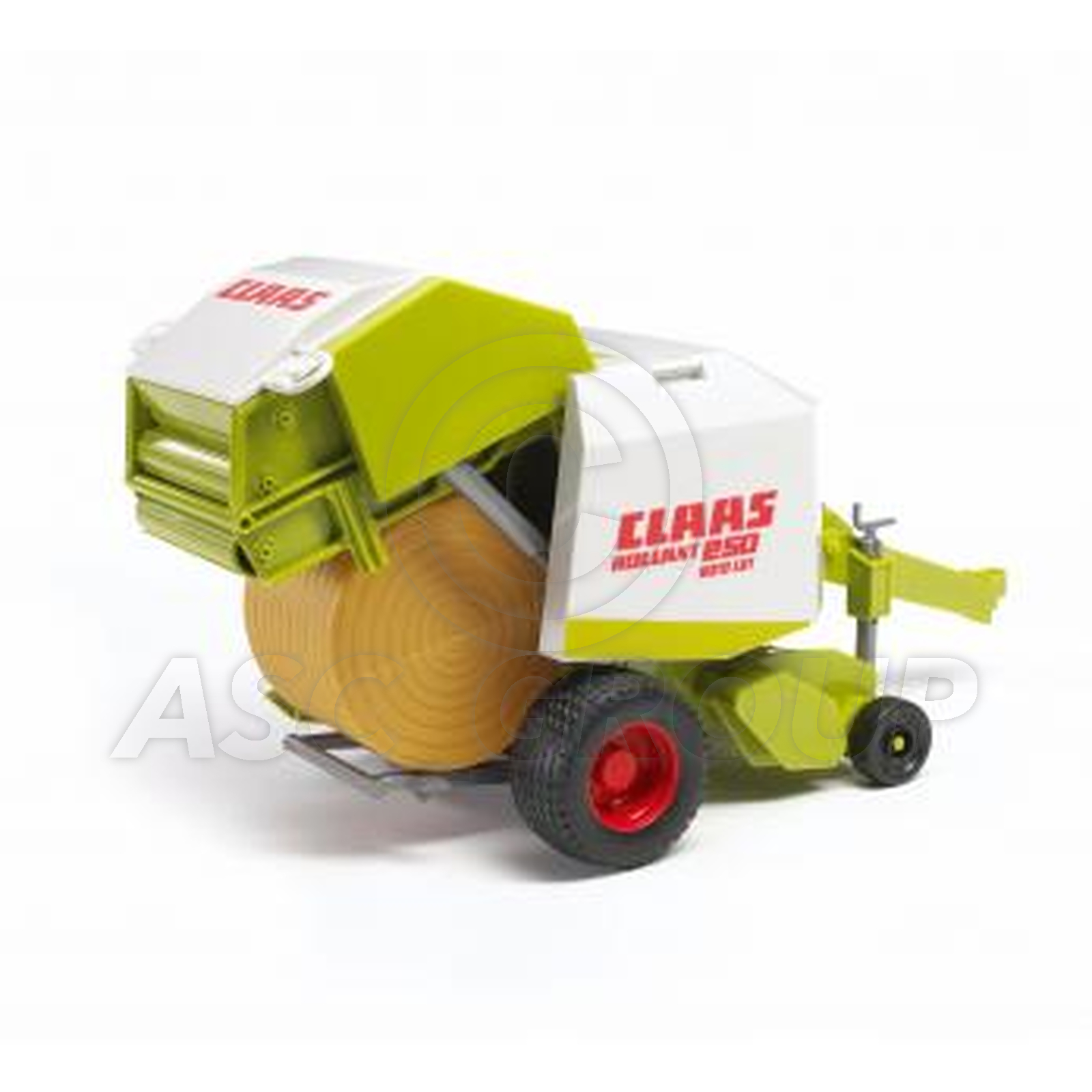 Bruder Claas Bruder Toys 02121 Pro Series Claas Round Bailer Rollant