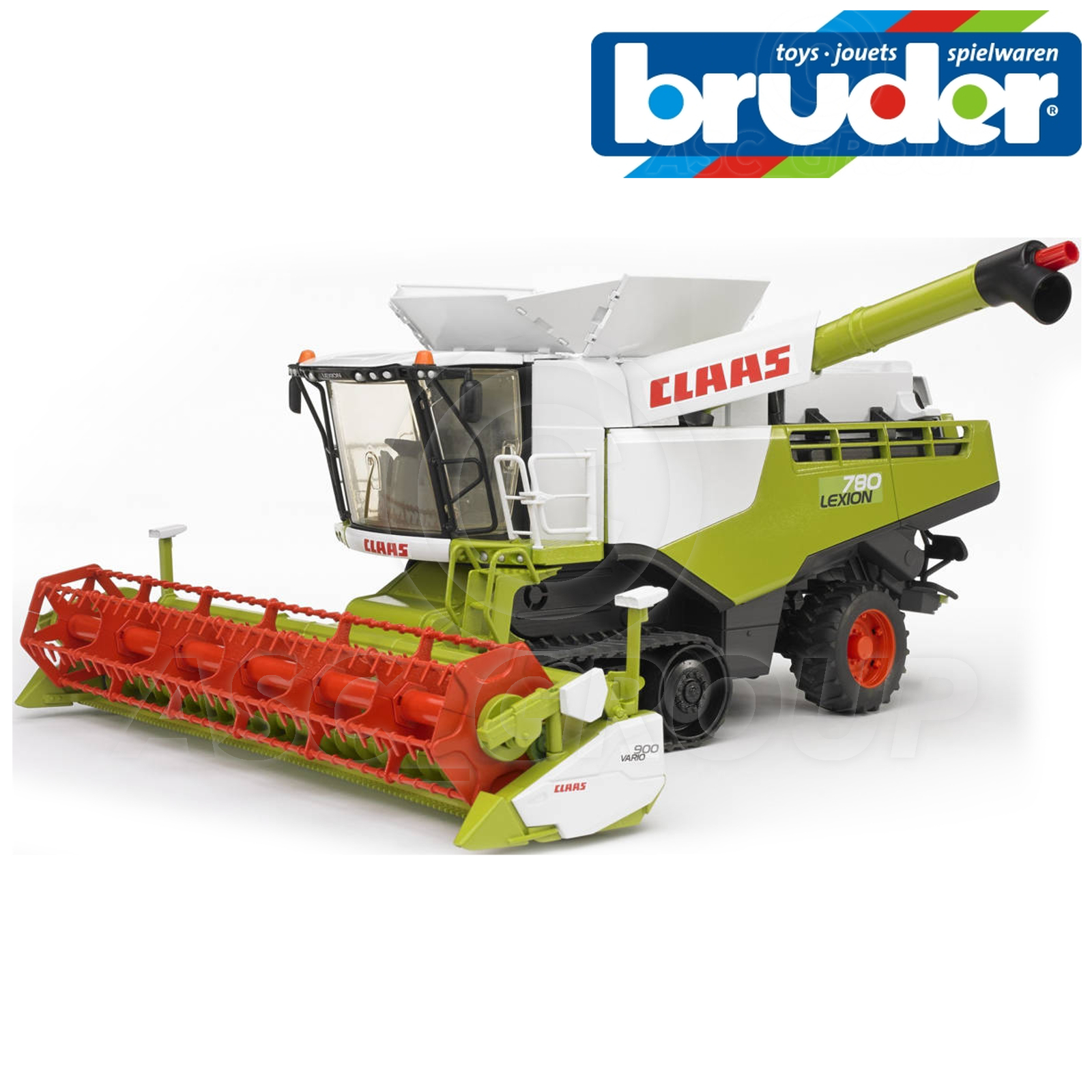 Bruder Claas Details About Bruder Toys 02119 Claas Lexion Terra Trac Combine Harvester 1 16 Scale Toy Model