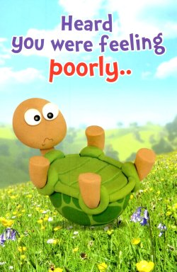 Invigorating Sayings Get Well Soon Cutouts Tortoise Feeling Poorly Get Well Soon Greeting Card Tortoise Feeling Poorly Get Well Soon Greeting Card Cards Get Well Soon Quotes