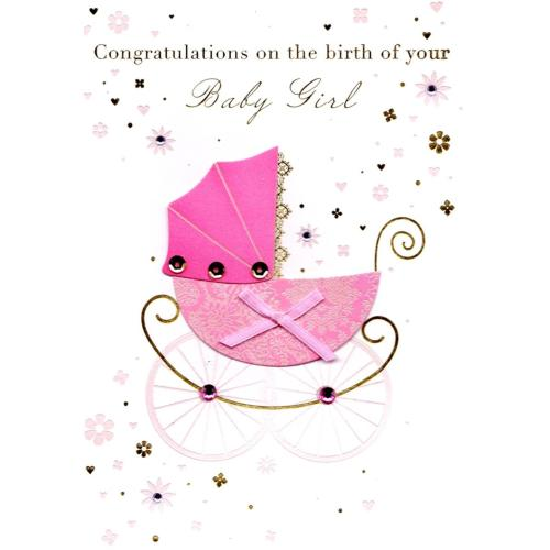 Medium Crop Of Congratulations On Your Baby Girl