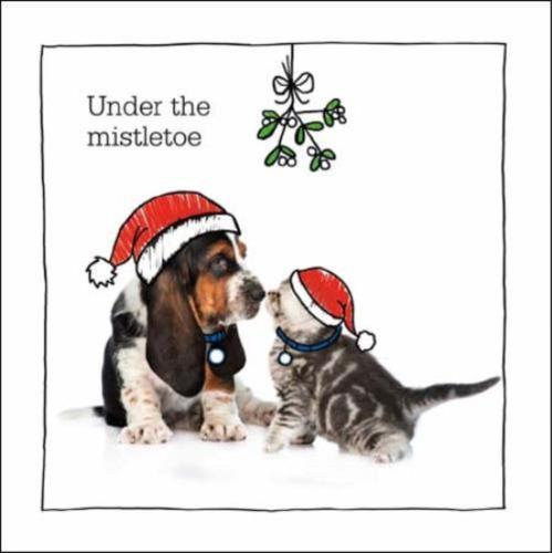 Medium Crop Of Dog Christmas Cards
