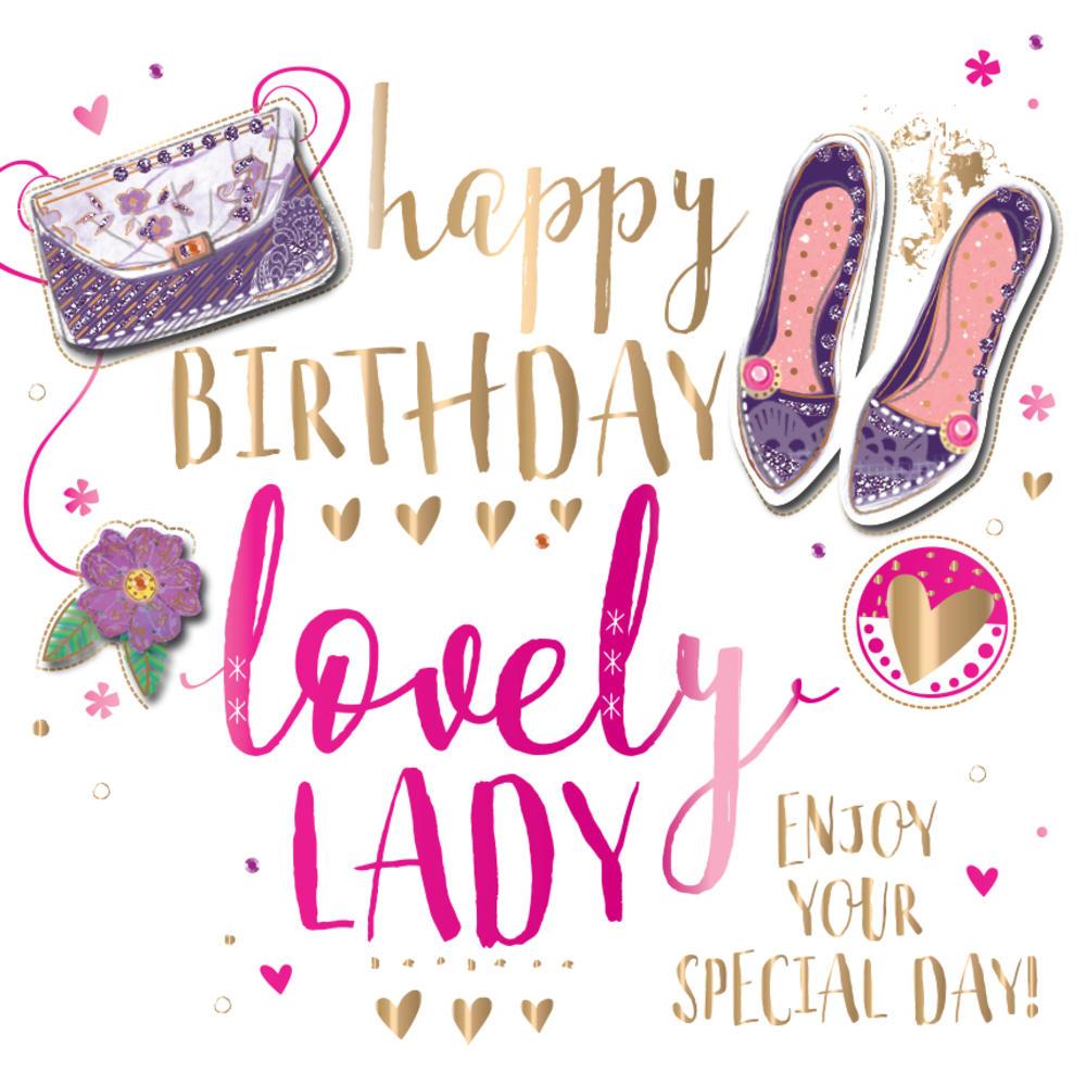Fullsize Of Happy Birthday Special Lady