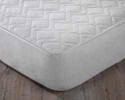 Small Of Cotton Mattress Pad