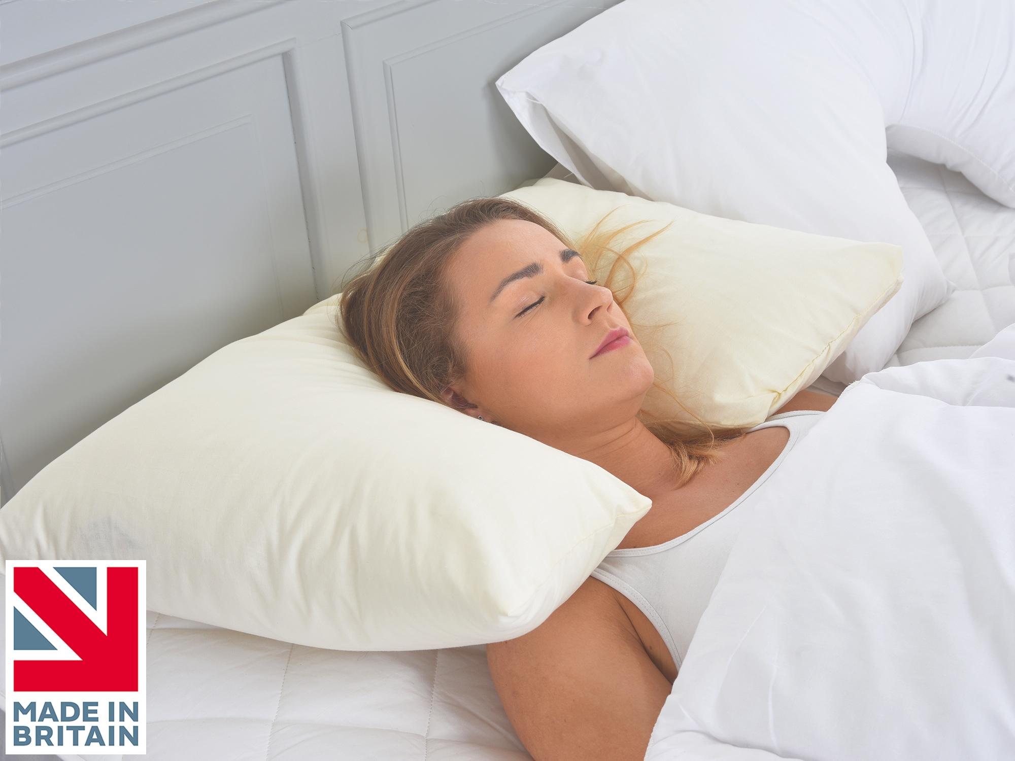 Best Sleeping Pillow Neck Support