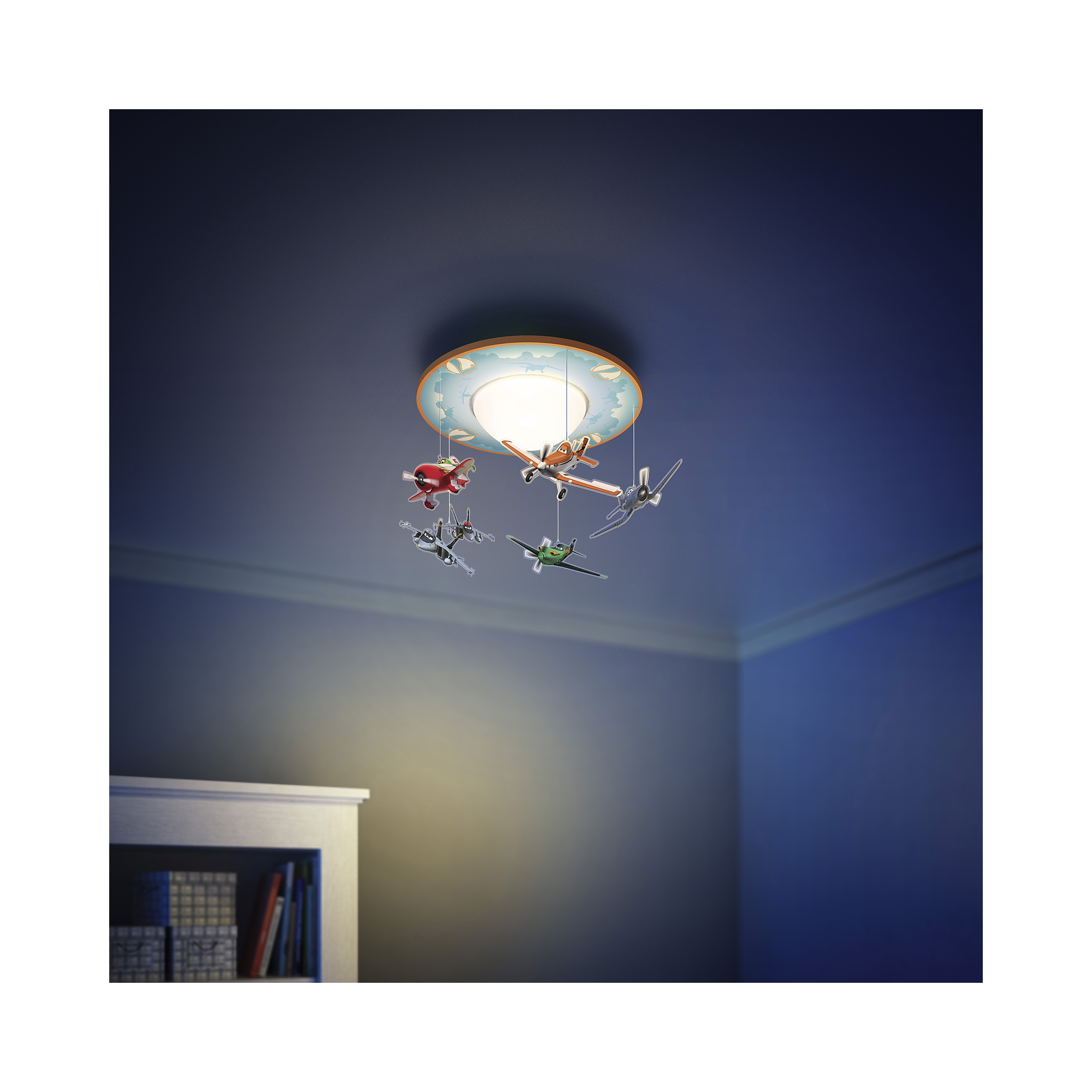 Led Lampe Kinderzimmer Philips Led Lampe Kinderzimmer Disney Deckenleuchte Planes