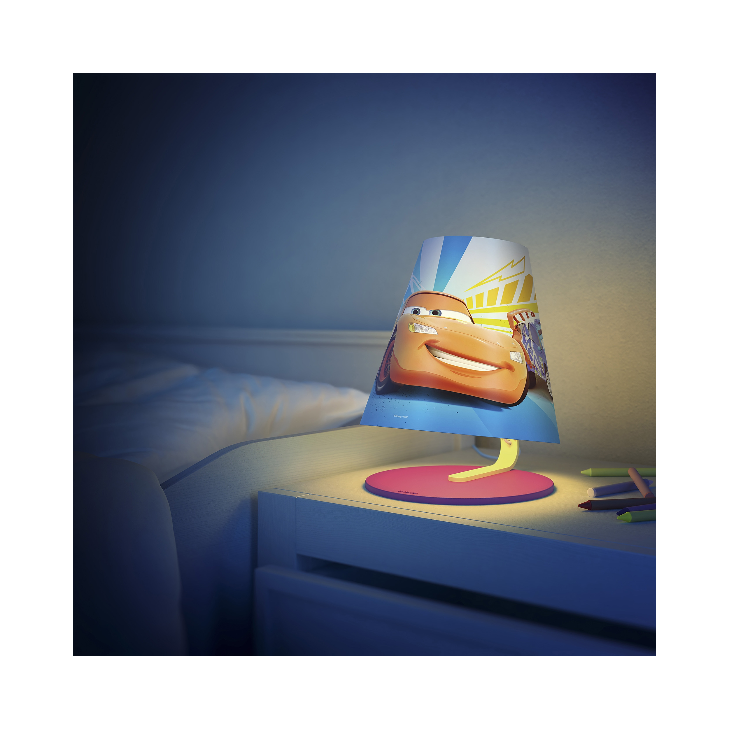 Led Lampe Kinderzimmer Philips Led Lampe Kinderzimmer Disney Tischleuchte Cars