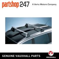 New Genuine Vauxhall Zafira B Roof Rack Bars Carrier (With ...