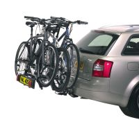 Thule 9403 3-Bike Tow Bar Carrier Car Rear Rack Bicycle ...