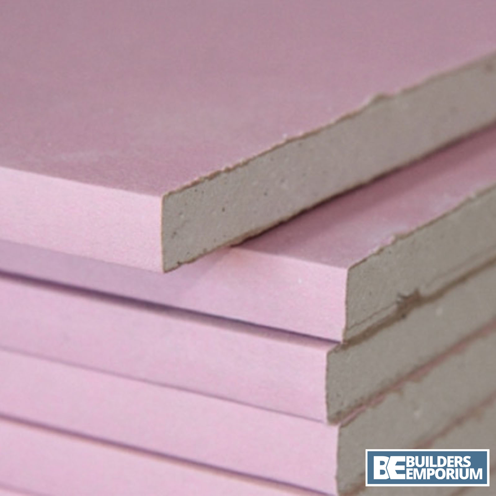 Roze Gipsplaat Plasterboard Fire Panel Pink Sheets 12 5mm And 15mm All