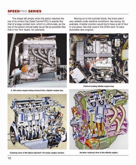 Alfa Romeo Dohc Engine Diagram Wiring Diagram