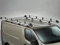 Rhino Aluminium Van Roof Rack System for Ford Transit ...