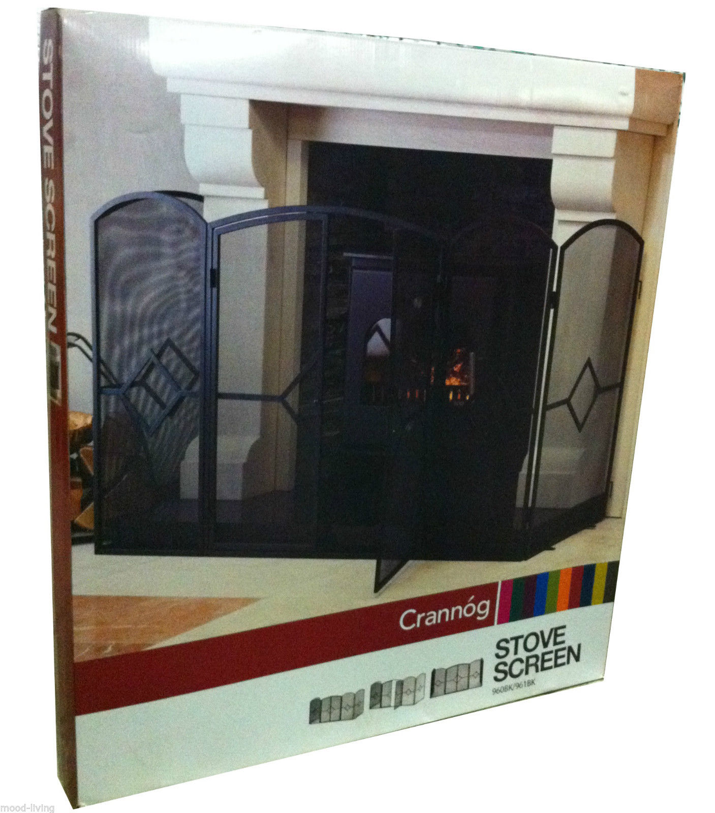Spark Fireplaces Stove Guard Firescreen 32 Quoth Screen Fire Guard Spark