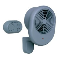 Dimplex PFH30R 3KW Wall Mounted Garage Fan Heaters Remote ...