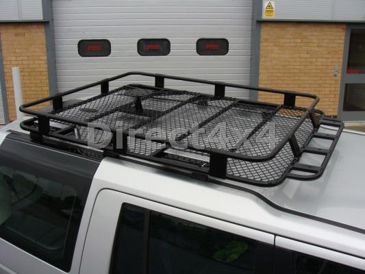 Land Rover Discovery 3 4 Rugged Roof Rack Luggage Basket