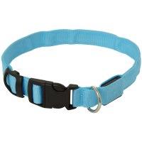 Adjustable LED Flashing Light Safety Dog Puppy Collar with ...