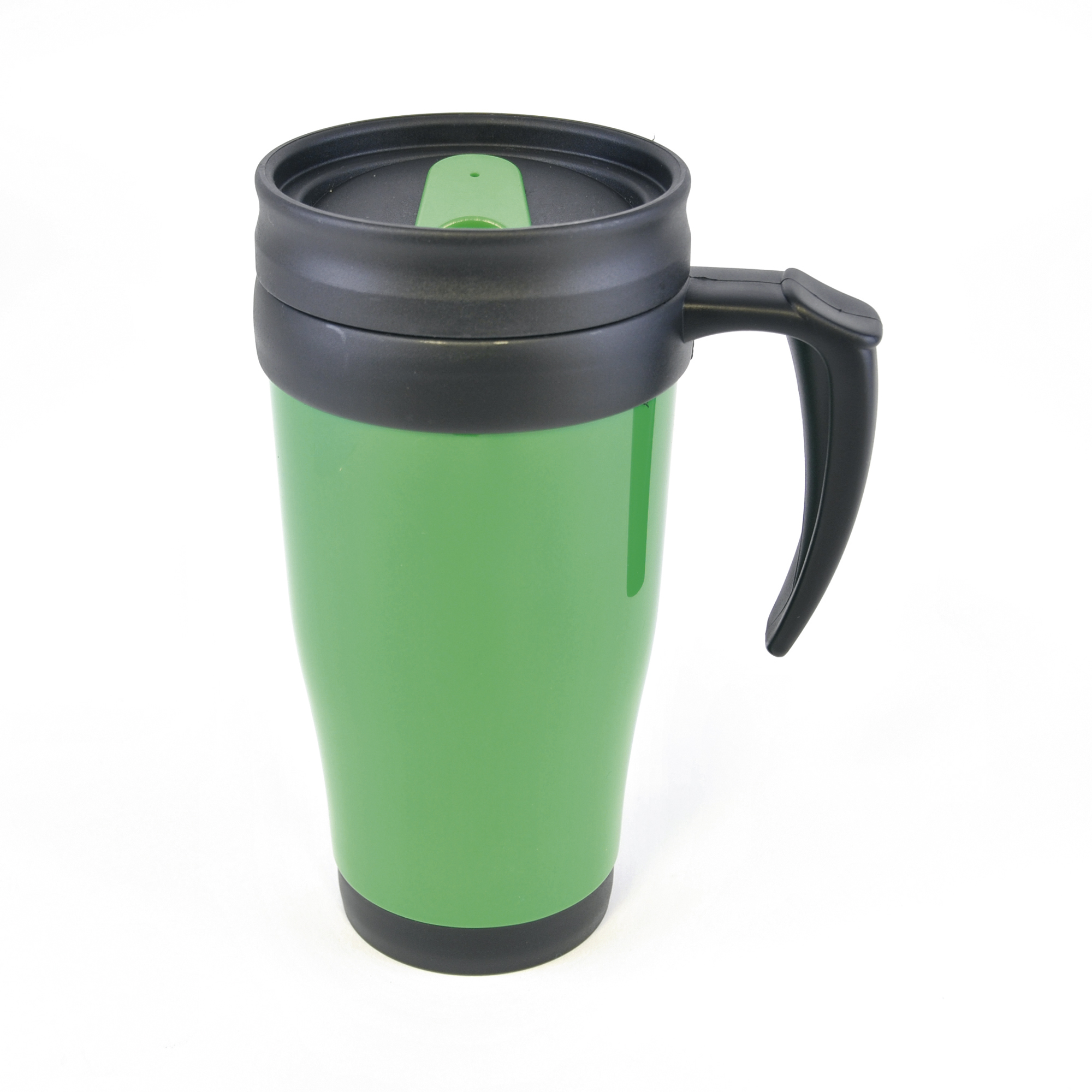 Double Handled Coffee Mugs Thermal Travel Mug Tee Coffee Hot Drink Cup Handle Double