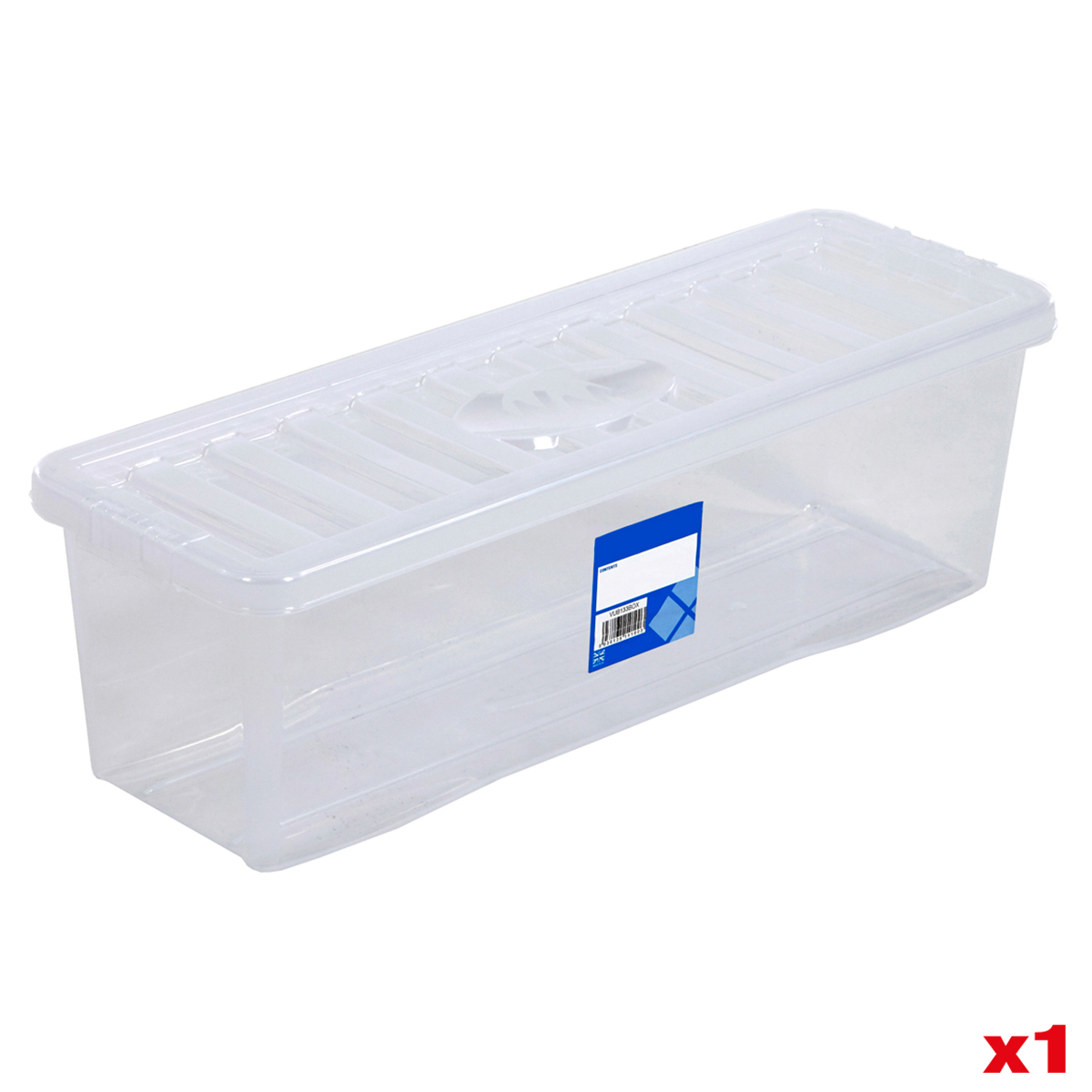 Clear Box Cd Plastic Storage Box Clear Container With Lid Home