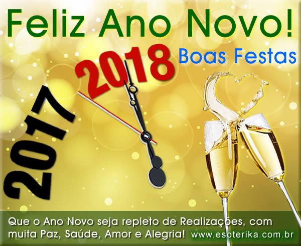 CARTÃO DE ANO NOVO 2018 grátis Cartão de FELIZ NATAL