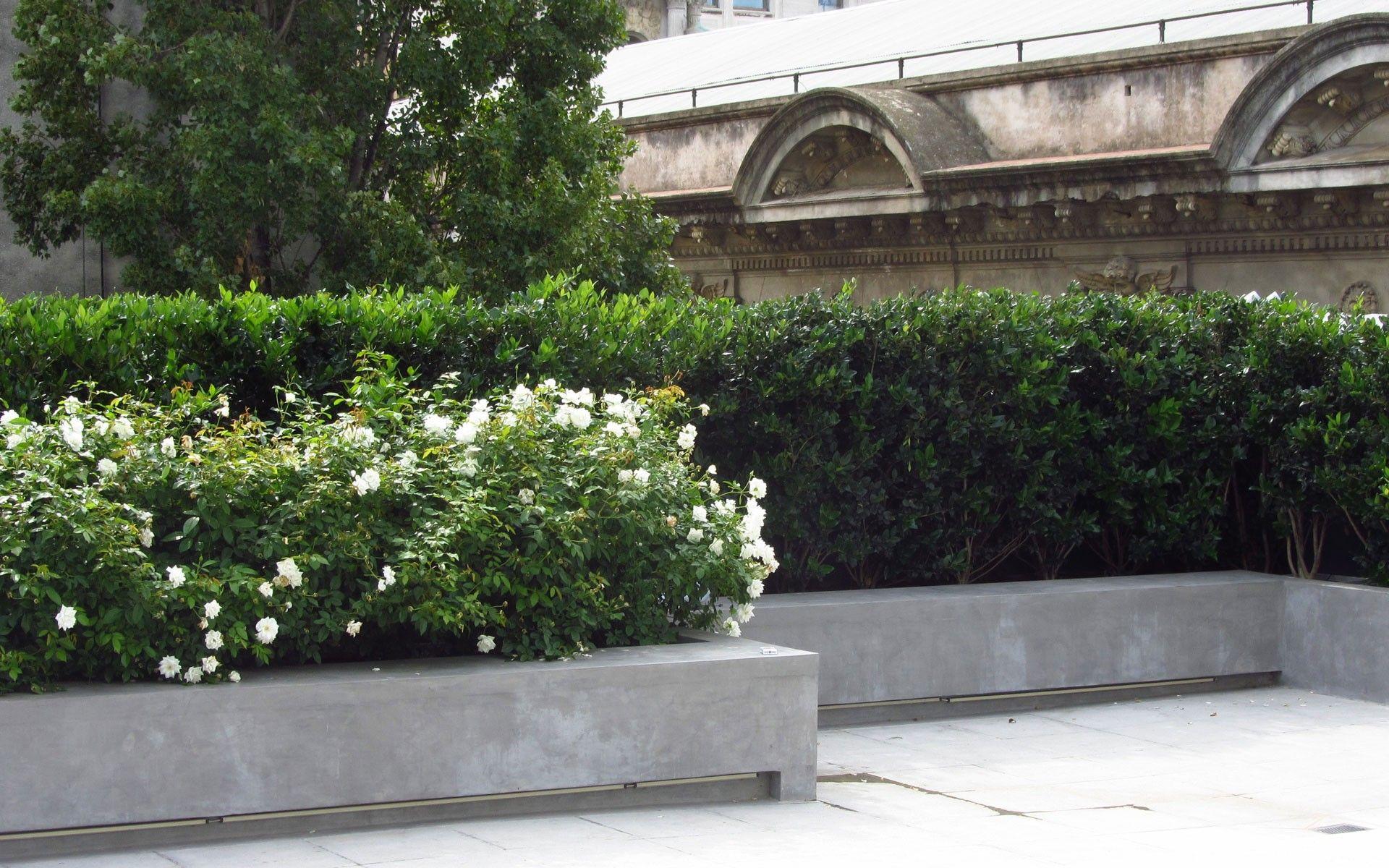 Terraza moderna con pileta en san telmo for Terrazas modernas exterior