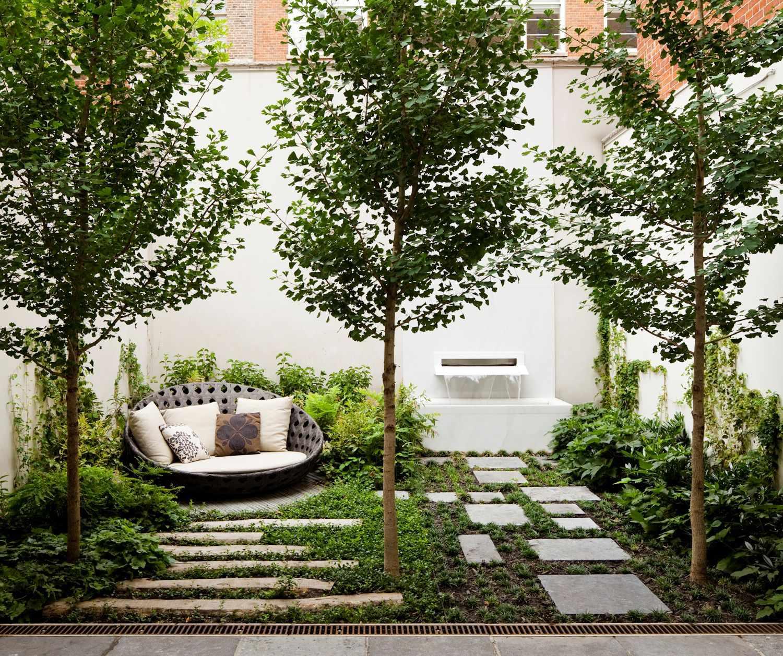 Dos Jardines Pequeños Y Modernos Diseñados Por Secret Gardens Una