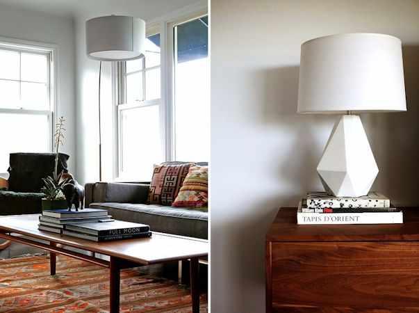 Decoración de casas pequeñas: mezcla de estilos y sencillez 2