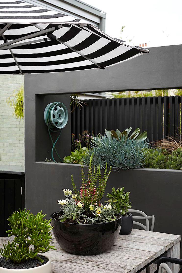 Diseño de exteriores: terrazas modernas 2