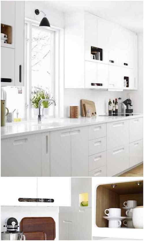 Cocinas estilos deco for Deco cocinas modernas