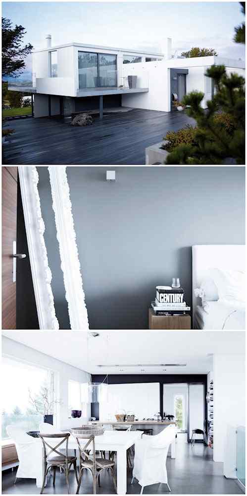 Dise o de interiores de casas modernas un hogar en reykjavik for Diseno de interiores un manual
