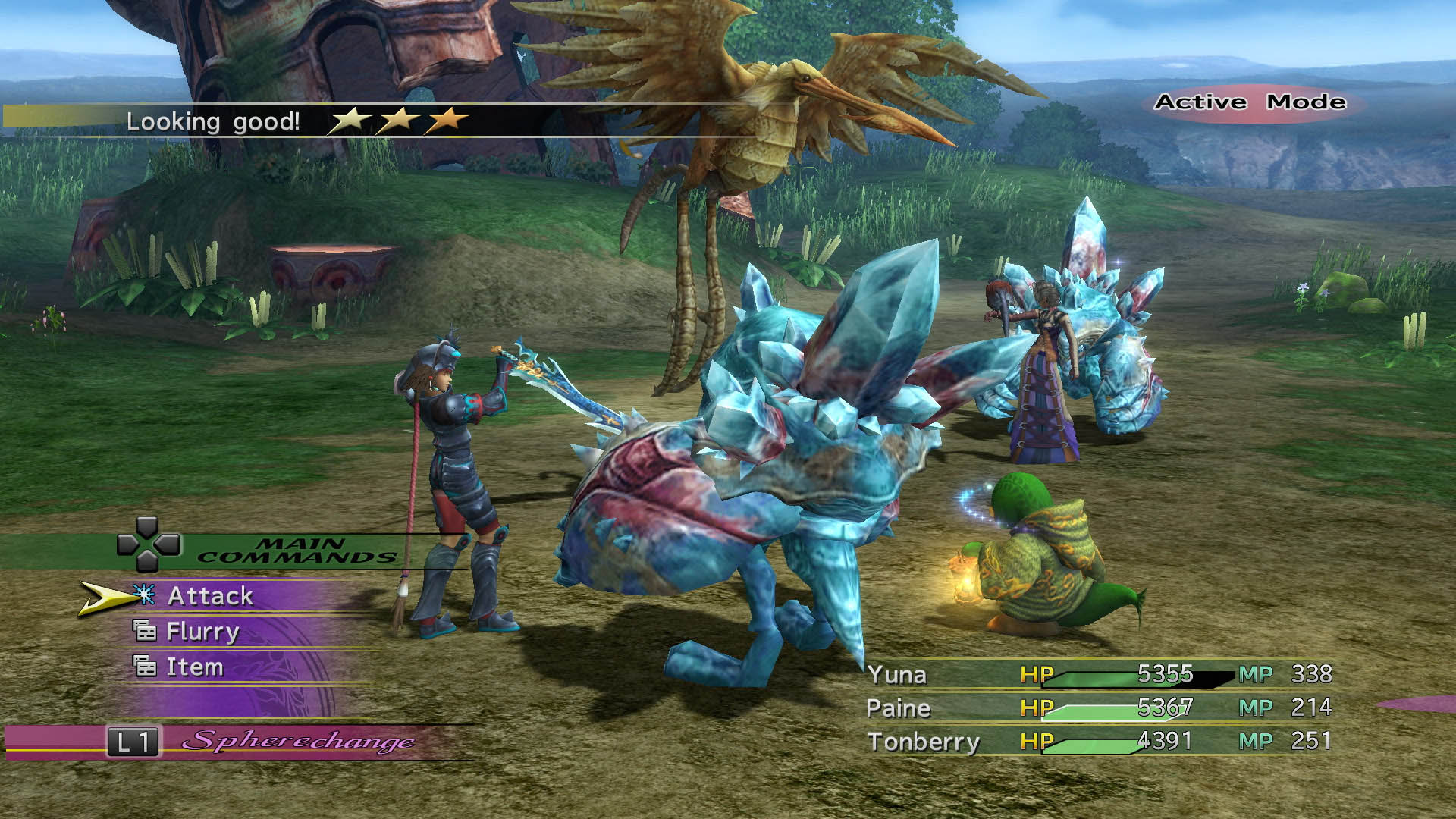 X X 2 Final Fantasy X X 2 Hd Remaster Playstation 3 Review Heavy