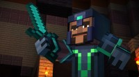 Minecraft Story Mode, Episode 1 PC Review: Crafting a New ...