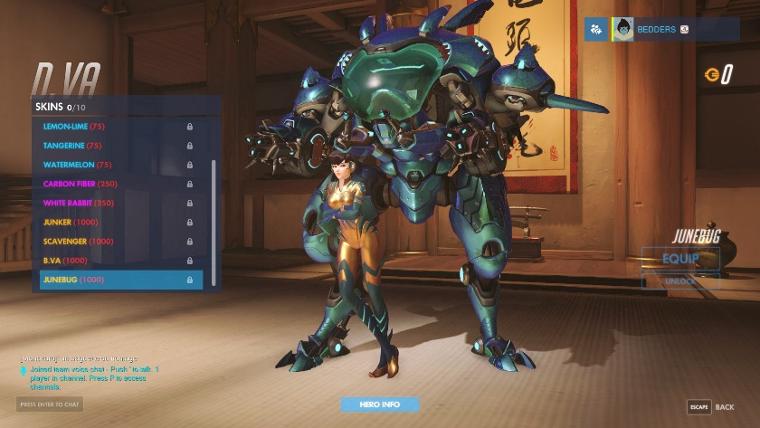 DVa guide - 2018 - Overwatch Metabomb